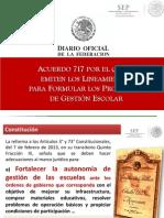 Acuerdo -717-Programas Gestion Escolar