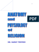 Anatomy and Physiology of Religion