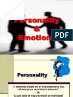 Personality Revised