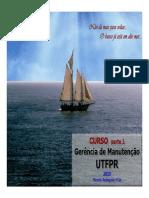 1 - Gerência de Manutenção UTFPR -2014
