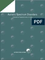 AFA Paediatrician Booklet