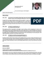 mark garside resume may 2014