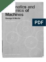 George H.martin-Kinematics and Dynamics of Machines 1982