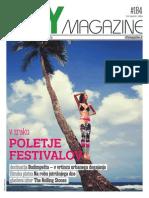 #184 - City Magazine - Poletje festivalov