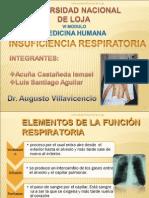 Insuficiencia Resp. Dr. Augusto Villavicencio