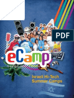 eCamp - Jewish, International, Technological Summer Camp in Israel