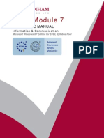 Module 7 - Information and Communication [ InterNet ]