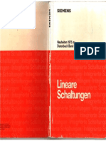 Siemens 1975 Circuite Integrate Liniare