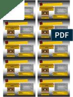 Mi Tarjeta de Presentacion PDF