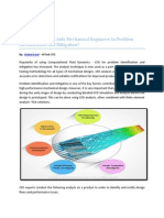 How CFD Analysis Aids Mechanical Engineers in Problem Identification and Mitigation