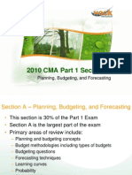 New CMA Part 1 Section A