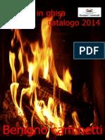 Focolari Lux Catalogo 2014