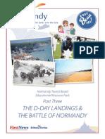 Normandy d Day Brochure PDF