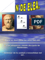 ZENON DE ELEA