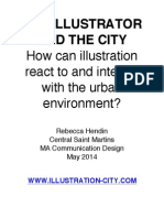 The Illustrator and the City