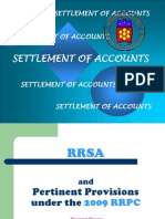COA Presentation - RRSA