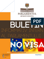 BULETIN -informativ al Parlamentului