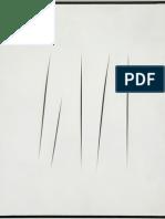 Lucio Fontana's Proto-Technologism