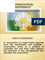 A Corporation is a Legal Entity Separate From the Shareholder