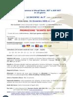 Programma Corso VBNET & ASP