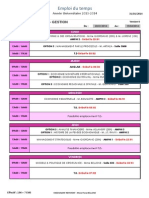 2013-2014 S2 Planning L3EG