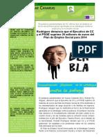 Boletín XXI Mayo 2014