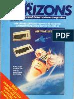 Commodore Horizons Issue 02 1984 Feb