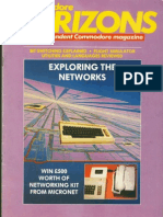 Commodore Horizons Issue 08 1984 Aug