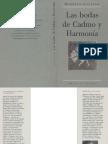 Calasso Roberto Las Bodas de Cadmo Y Harmonia