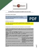 16 Principais Julgados de Direito Civil 2013