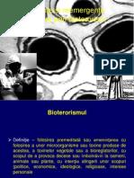 Bioterorism, Arme Biologice, Boli Infecţ