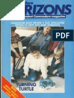Commodore Horizons Issue 06 1984 Jun