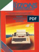 Commodore Horizons Issue 07 1984 Jul