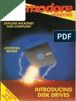 Commodore Horizons Issue 09 1984 Sep
