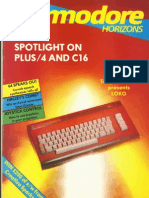 Commodore Horizons Issue 11 1984 Nov