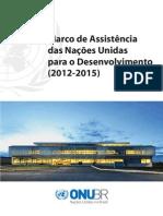 ONU - UNDAF 2012-2015