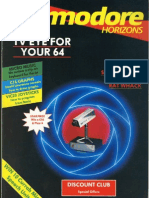 Commodore Horizons Issue 12 1984 Dec