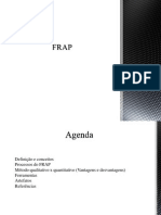 FRAP – Facilitated Risk Analysis Process