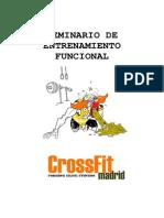 Seminario Entrenamiento Funcional CrossFit Madrid
