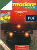 Commodore Horizons Issue 14 1985 Feb