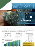 Q1 - 2014 fact sheet