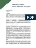 Arcidiácono et al. (Sf) - La desmercantilización del bienestar
