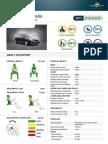 Chevrolet Orlando EuroNCAP