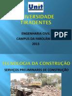 SERVIÇOS_PRELIMINARES