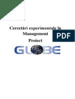 Cercetari Experimentale in Management