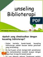 Edu Kaunseling Biblioterapi