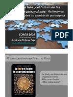 La Red y el Futuro de las organizaciones - PhD. Andrés Schuschny