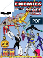 Enemies of the State - Volume I