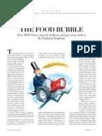 The Food Bubble PDF