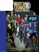 The WatchGuard - Sourcebook 3E